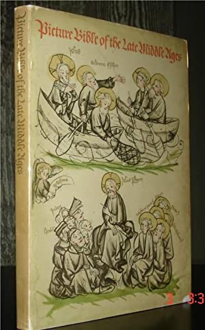 Picture Bible of the Late Middle Ages: M. 334 from the University Library Freiburg im Breisgau and ...