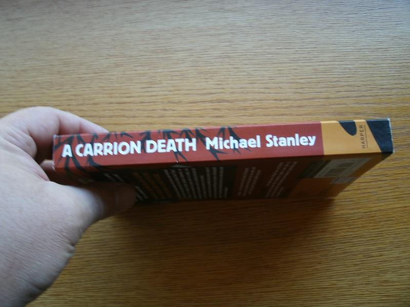 A Carrion Death By Stanley Michael Harper New York 9780061252419