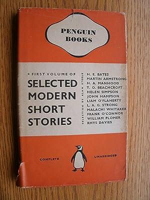 Selected Modern Short Stories * First Volume: Steele, Alan (ed)