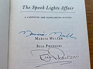 the spook lights affair pronzini bill muller marcia