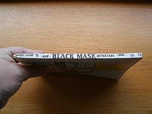 Black Mask Detective November 1950: Deming, Richard, Albert Simmons, Robert Turner, Cornell ...
