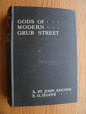 Gods of Modern Grub Street: Adcock, A. St. John & E.O. Hoppe