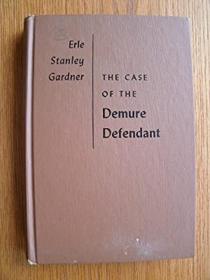 The Case of the Demure Defendent aka Case of the Missing Poison