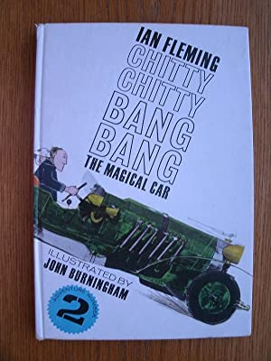 Chitty Chitty Bang Bang The Magical Car # 2