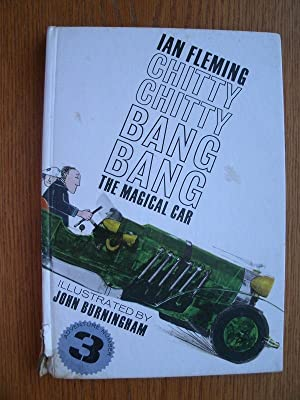 Chitty Chitty Bang Bang The Magical Car # 3