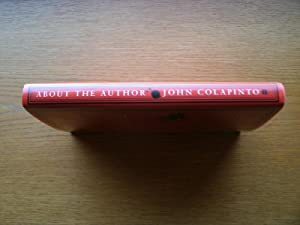 About the Author: Colapinto, John