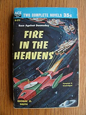 Fire in the Heavens / Masters of: Smith, George O.