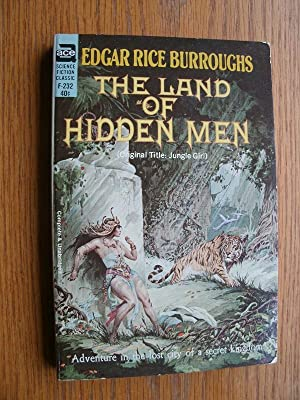 The Land of Hidden Men aka Jungle Girl