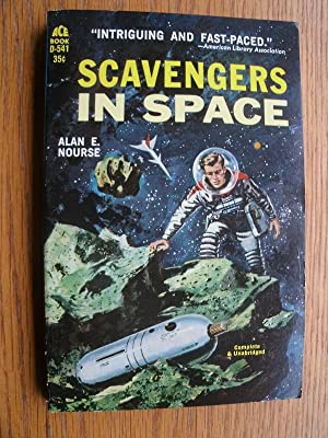 Scavengers In Space # D-541