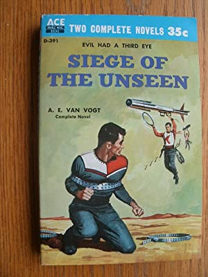 Siege of The Unseen / The World Swappers