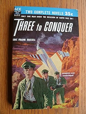 Three to Conquer / Doomsday Eve