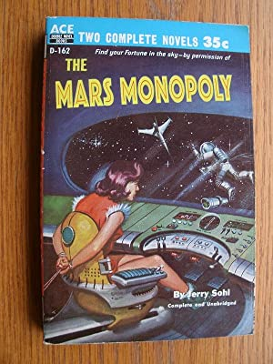 The Mars Monopoly / The Man Who Lived Forever