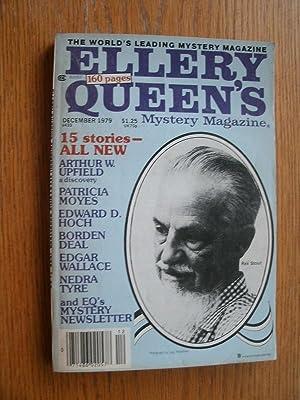 Ellery Queen's Mystery Magazine December 1979: Upfield, Arthur W.,