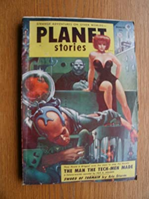 Planet Stories March 1954