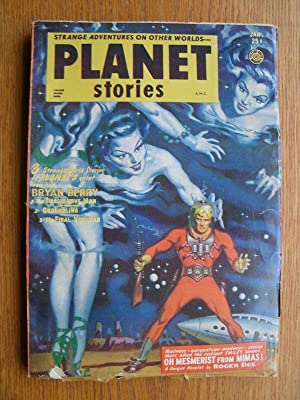 Planet Stories January 1953