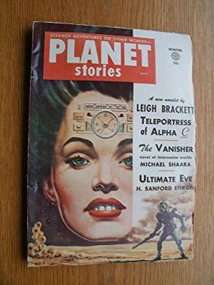Planet Stories Winter 1954 - 1955