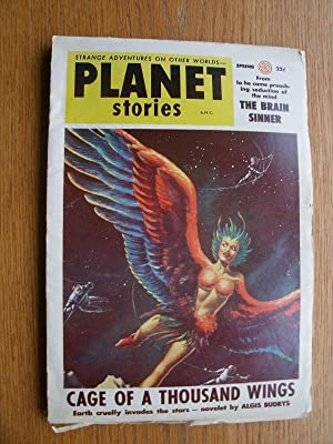 Planet Stories Spring 1955