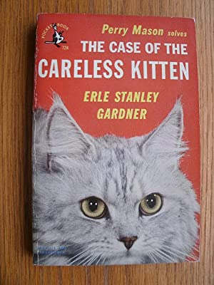 The Case of the Careless Kitten # 724