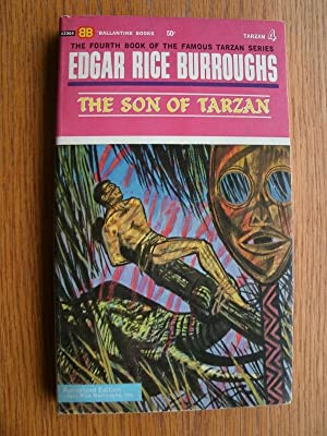 The Son of Tarzan # 4 ( # U2004 )