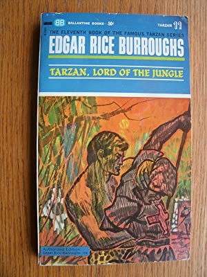 Tarzan, Lord of the Jungle # 11 ( # U2011 )