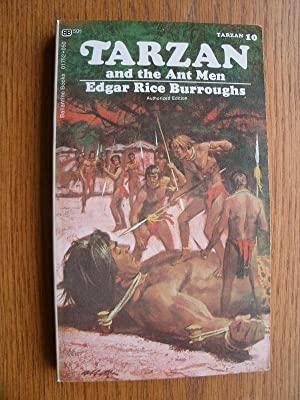 Tarzan and the Ant Men # 10 ( # 01752 )