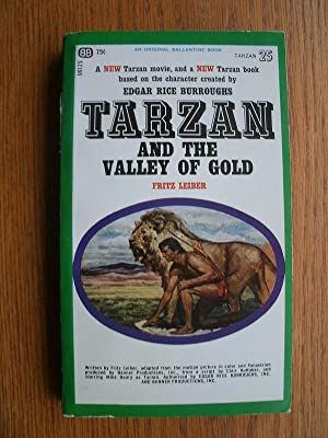 Tarzan and the Valley of Gold ( # U6125 )