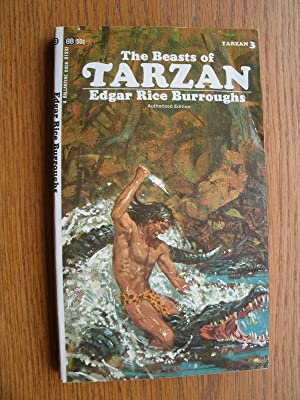 The Beasts of Tarzan # 3 ( # 01593 )
