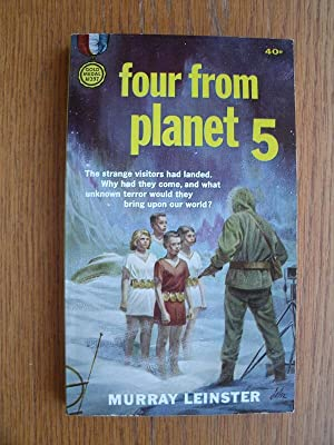 Four From Planet 5 # K1397