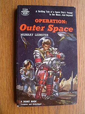 Operation: Outer Space # S1346