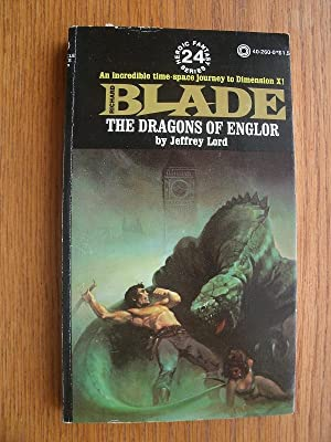 Richard Blade 24 : The Dragons of Englor