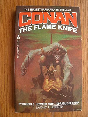 Conan: The Flame Knife