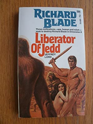 Richard Blade # 5: Liberator of Jedd # 75-408