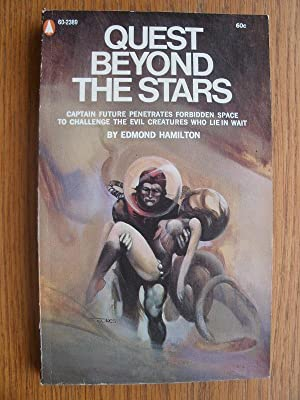Quest Beyond the Stars # 60-2389