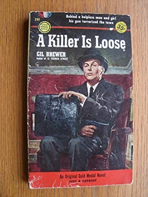 A Killer is Loose # 380
