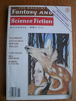 The Magazine of Fantasy and Science Fiction November 1978