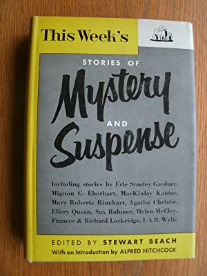This Week's Stories of Mystery and Suspense