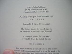 Solstice: Hewson, David