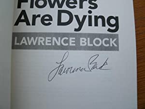 All The Flowers Are Dying: Block, Lawrence