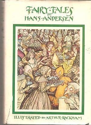 Fairy Tales by Hans-Andersen: Rackham, Arthur, Illustrator