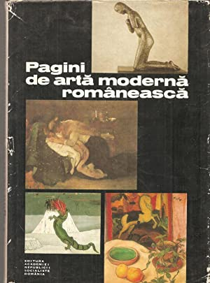 Pagini de Arta Moderna Romaneasca (Romanian Modern Art Pages): Enescu, Theodor, et al.