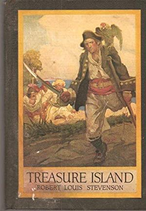 Treasure Island: Stevenson, Robert Louis; Rhead, Louis, Illustrator