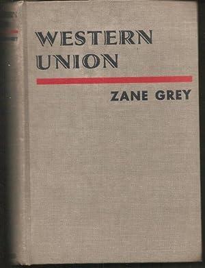 Western Union: Grey, Zane