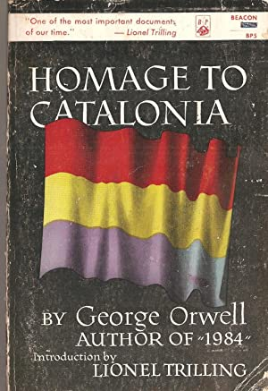 Homage to Catalonia: Orwell, George