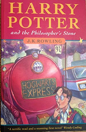 Harry Potter and the Philosophers Stone: J.K.Rowling