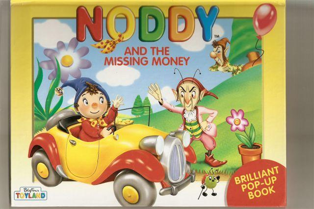 noddy and the missing money pop up book also free noddy lost and