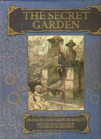Secret Garden By Charles Robinson Frances Hodgson Burnett