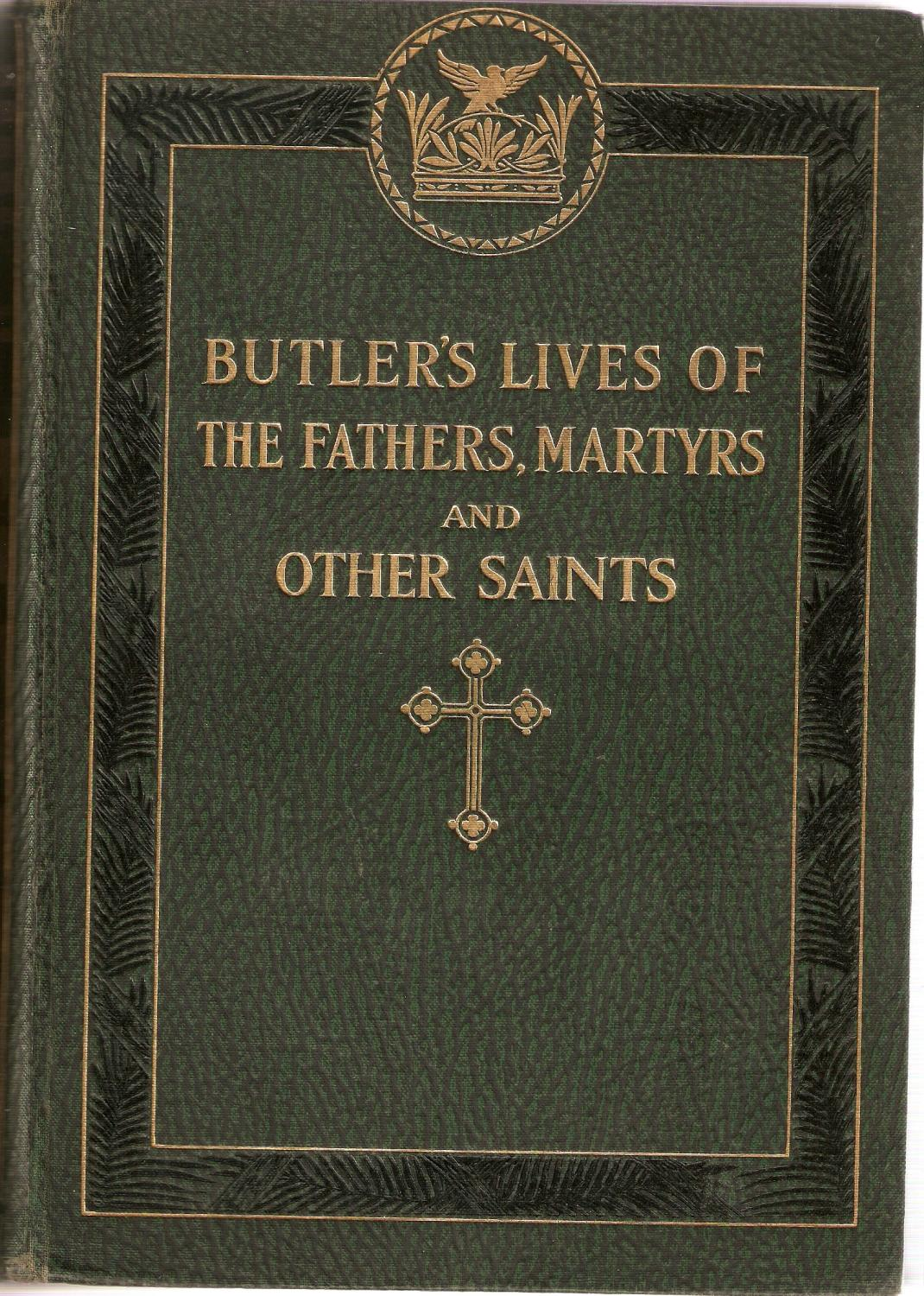 BUTLERS LIVES OF THE SAINTS EPUB DOWNLOAD