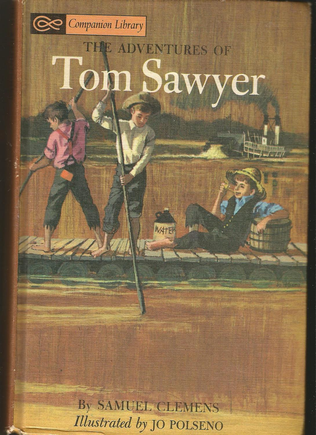 a paper on huckleberry finn and the adventures of tom sawyer The adventures of huckleberry finn by mark twain essay sample in the novel the adventures of huckleberry finn mark twain uses a specific literary technique, a first person personal point of view, to unveil the message of the novel and create a unique storytelling.