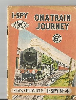 I-Spy on a Train Journey: No 4: Big Chief I-Spy