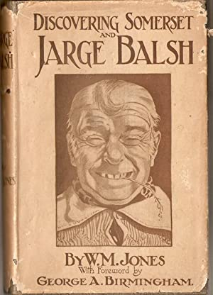 Discovering Somerset and Jarge Balsh at Frome Cheese Show